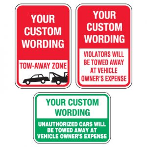 Custom signs and wraps